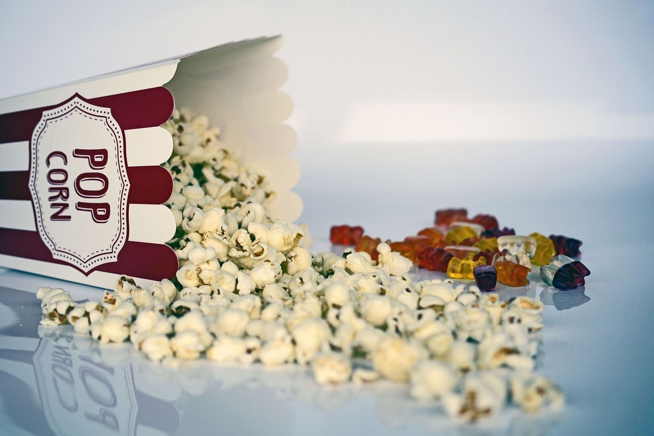 seriale, series, popcorn, cinema, theater