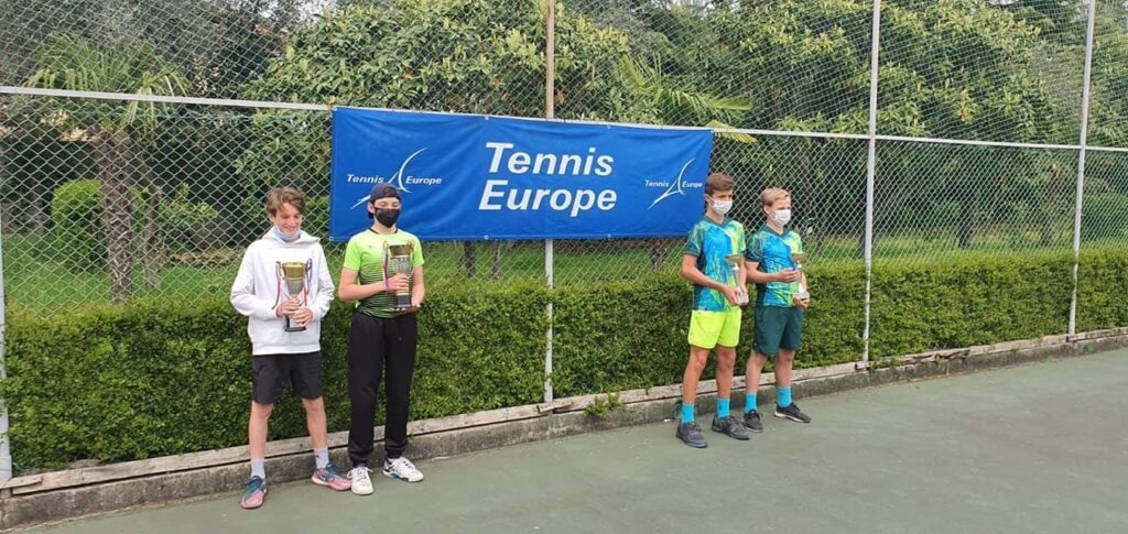 Tirana , National Sport Park Open U14