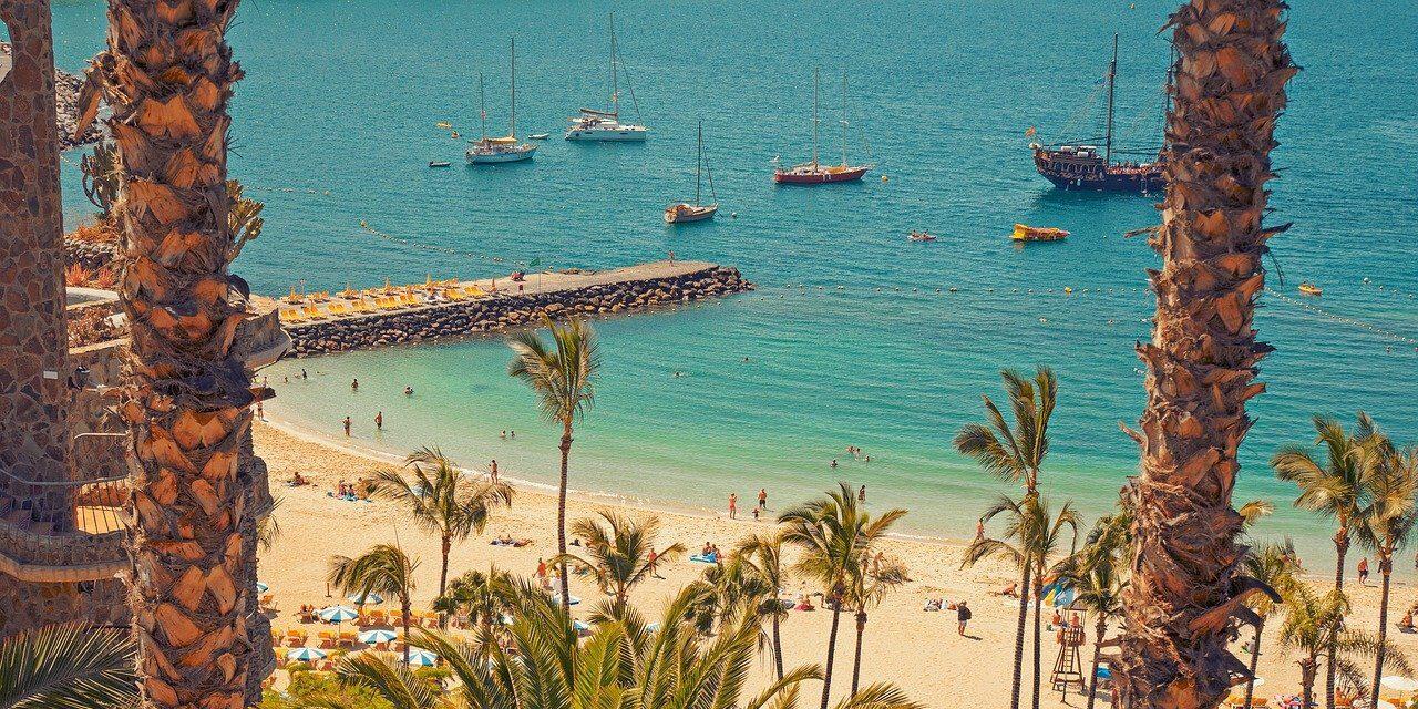 islas canarias, la conquista de Gran Canaria por el reino de Castilla.