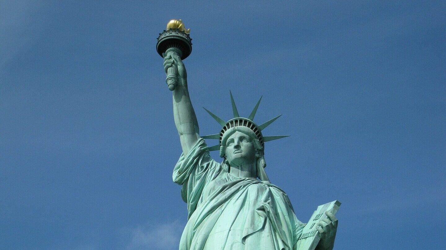 Statua, Statua della Libertà