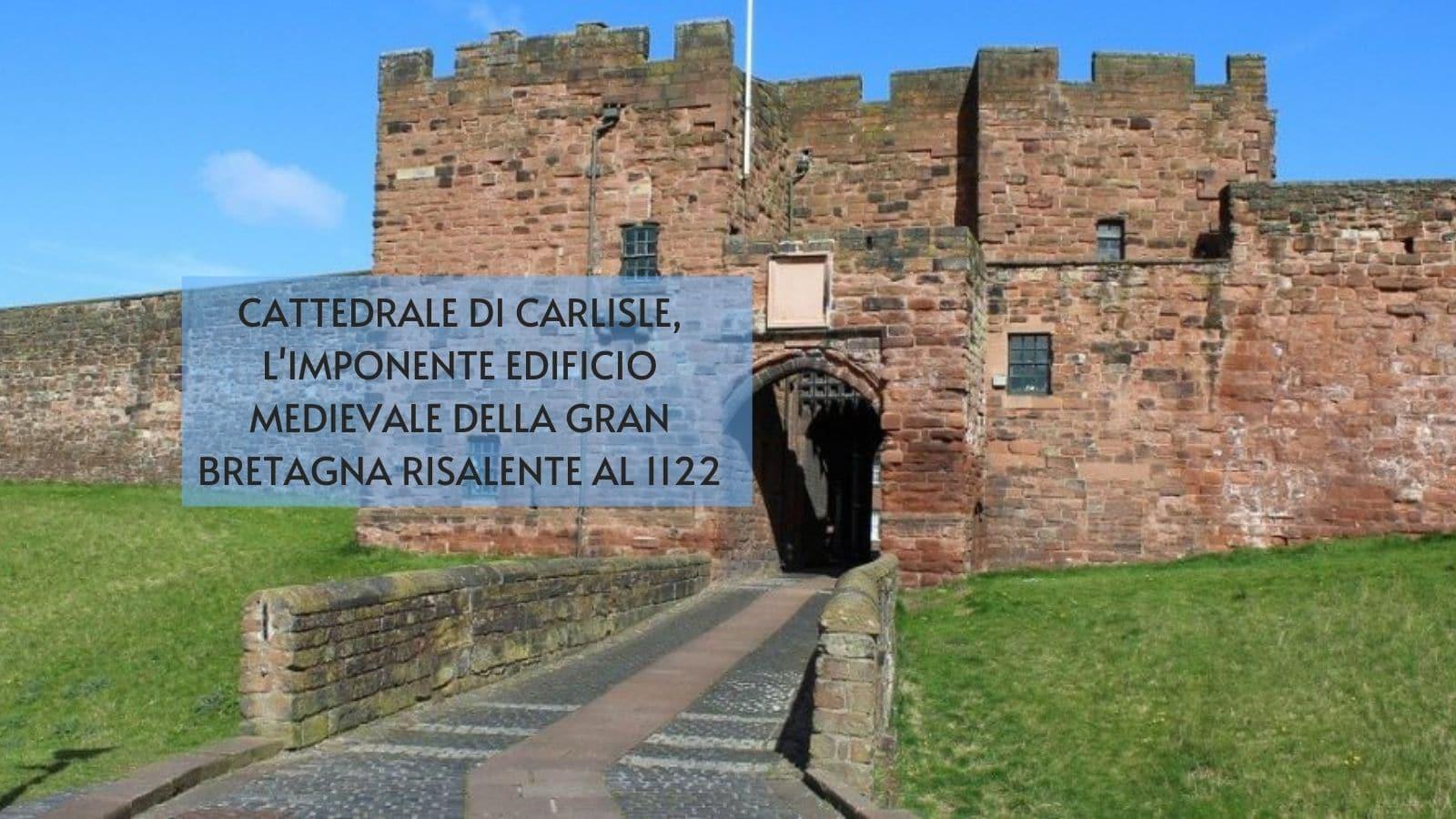 Cattedrale di Carlisle