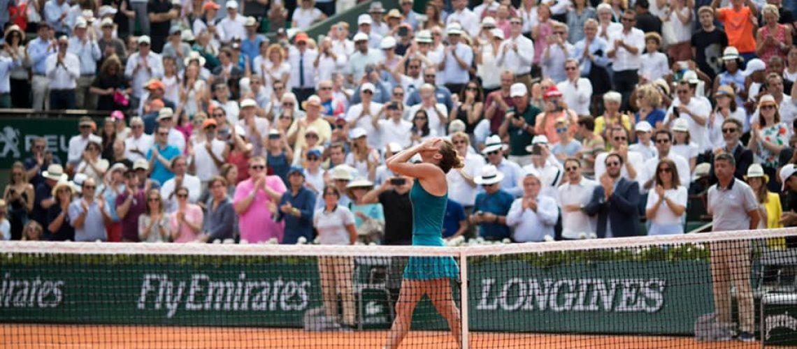Simona Halep, Roland Garros 2021