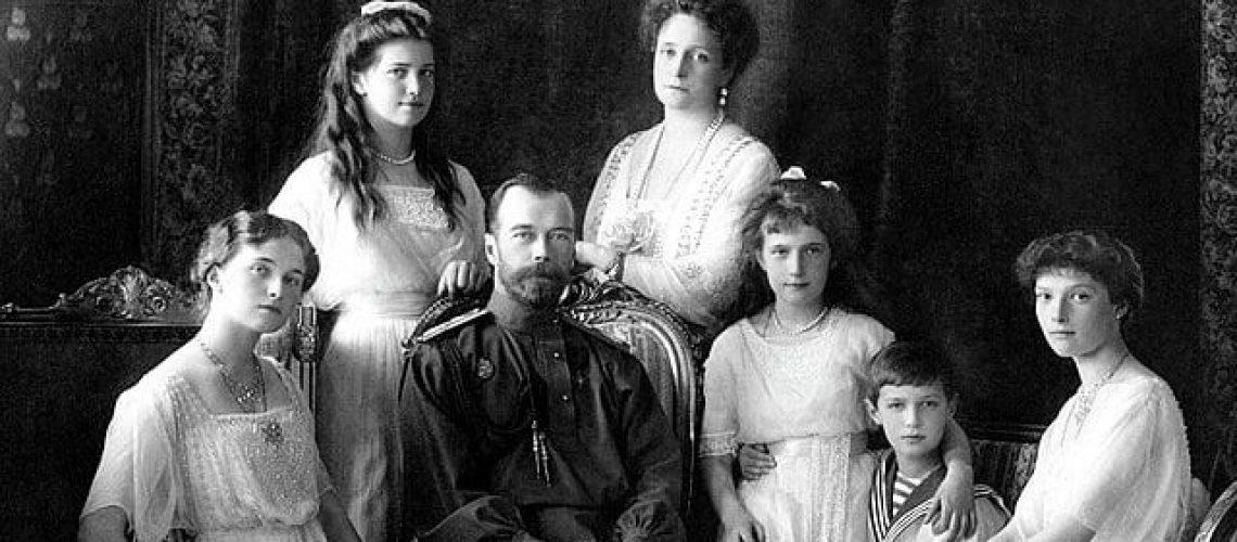 Nicola II, Nicolas II