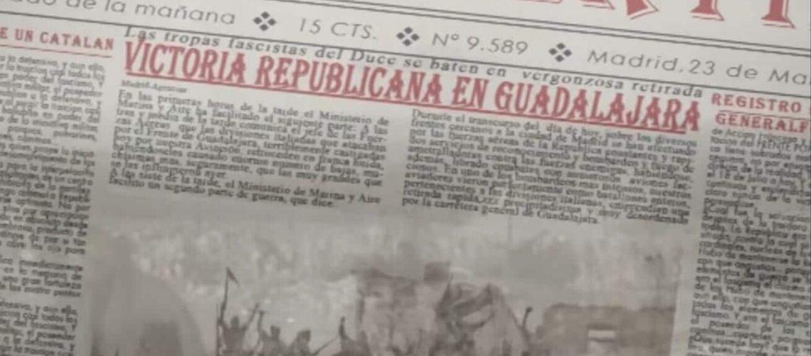 Batalla de la Guadalajara