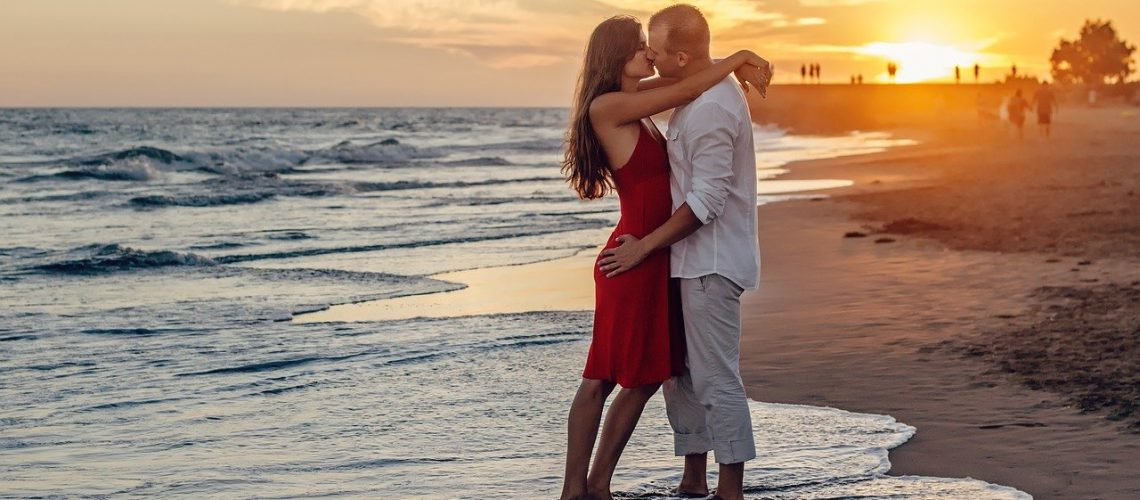 Día Internacional del Beso, a couple of, young couple, love