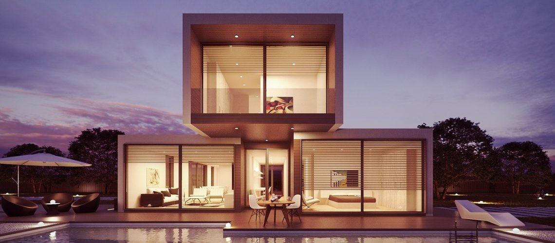 As casas do futuro