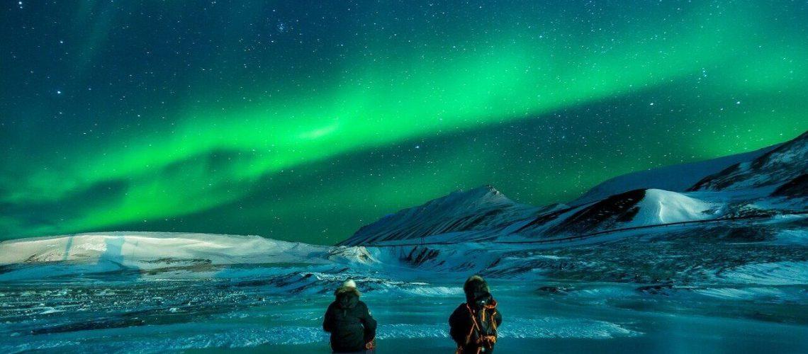 l'aurore boréale, aurora boreale, aurora boreală, aurora boreal