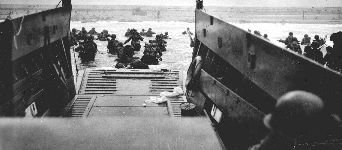 Dia D, Batalha da Normandia