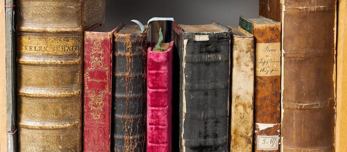 libros clásicos, livros
