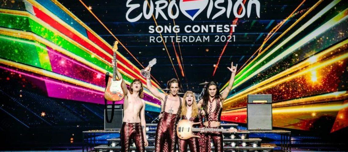 Foto: Måneskin - pagina oficială Eurovision Song Contest, F