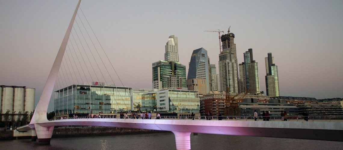 puerto madero, buenos aires, business