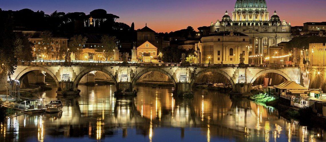 rome, vatican, city, roma