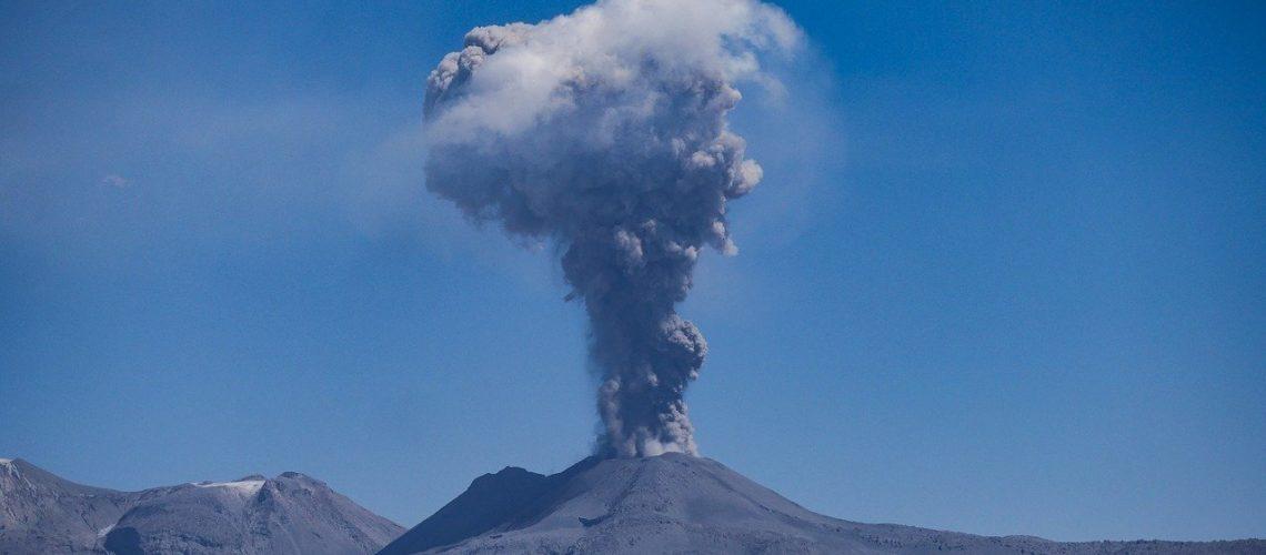 vulcanul, Cumbre Vieja