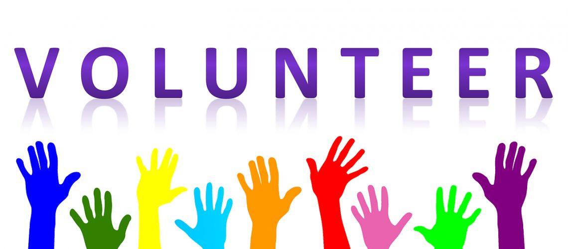 Bénévolat, voluntariado, voluntariat, volontariato, volunteer, hands, help